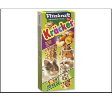 Kracker Hamster Fruit 2ks