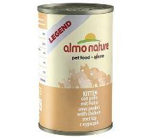 Almo Cat Nature Classic konz. Kitten kuře 140g