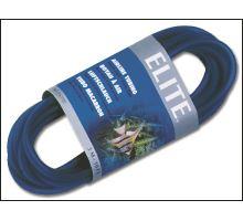 Hadička vzduchovací modrá silikonová 3m
