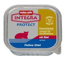 Animonda Integra Protect URINARY/HARNSTEINE dieta s hovězím masem 100g