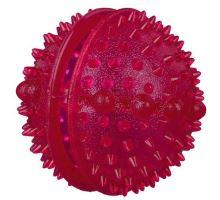 Míč na pamlsky, termoplastová guma (TRP) 8 cm