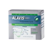 Alavis Enzymoterapie pro psy a kočky 80cps