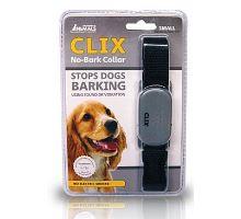 Obojek elektronický výcvikový Clix No-Bark velikost S