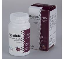 Hepatiale Forte pro malá plemena 40 tob.