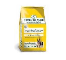 Arden Grange Weaning/Puppy rich in fresh Chicken & Rice 6kg