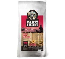 Topstein Farm Fresh Beef & Rice 2kg