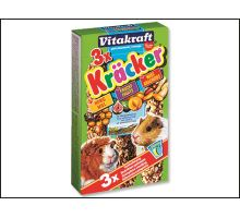 Kracker Guinea Pig Honey + Fruit + Nut 3ks