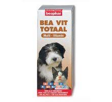 Beaphar Vit Total vitaminové kapky pes,kočka 50ml