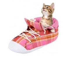Pelech Bota kostka růžová pro kočky 54cm