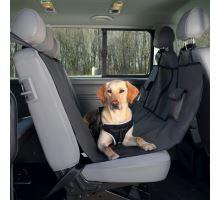 Autopotah na zadní sedadla, s kapsami 1,40 x 1,45 cm