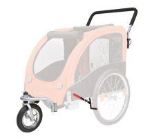 Přední kolo a držadlo k vozíku 24605, konverze na běhání