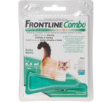 Frontline Combo Spot-on cat sol.1x1 0,5 ml