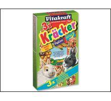 Kracker Rabbit Honey + Popcorn + Active 3ks