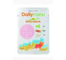 Almo Cat Daily kapsa tuňák+losos 70g