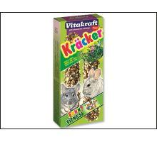 Kracker Chinchilla Krauter 2ks