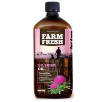 Farm Fresh Silybum oil Ostropestřecový olej 200ml