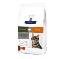 Hill's Feline Dry Adult Metabolic+Urinary 4kg
