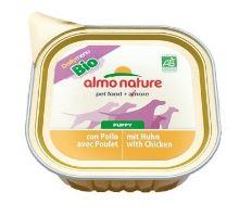 Almo Dog Bio Paté vanička štěně 100g