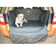 Ochranný autopotah do kufru pro psa GreenDog
