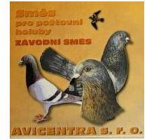 Avicentra Závodní směs holub 25kg