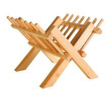 Dřevěné jesličky na seno, stojánek  26x23x17 cm