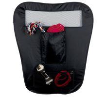 Bezpečnostní ochrana mezi přední sedadla s kapsami 60/44x69 VÝPRODEJ