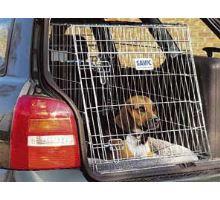 Klec Dog Residence mobil do auta 76x 53x61cm
