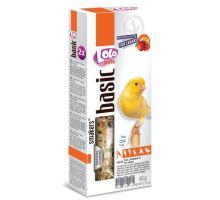 LOLO SMAKERS 2 klasy ovocné pro kanáry 90 g