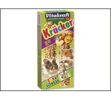 Kracker Hamster Fruit 2ks