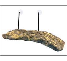 Ostrov ZOO MED pro želvy 18 x 39 cm 1ks