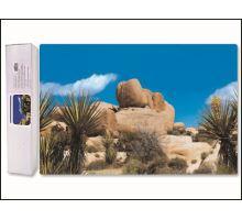 Pozadí tapeta poušť č.1 80 x 40 cm 1ks VÝPRODEJ
