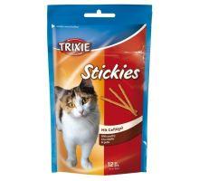 Esquisita STICKIES drůbeží tyčinky kočka 12ks