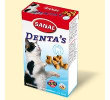 SANAL DENTA´S Bites 75g