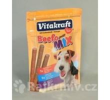 Vitakraft Dog pochoutka Beef Petit mix 15ks
