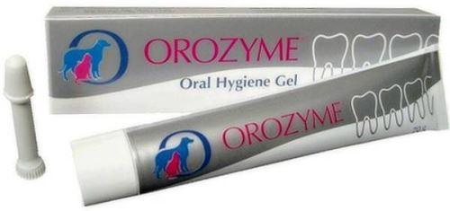 Orozyme zubní gel pro psy a kočky 70g