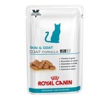 Royal Canin VD Feline kapsičky Skin&Coat 12x100g