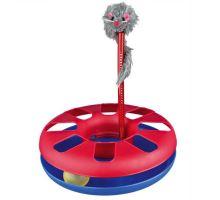 Bláznivý kruh s myší 24x29cm