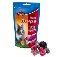MINI dropsy lesní plody pro morčata, králíky 75 g