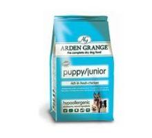 Arden Grange Puppy/Junior rich in fresh Chicken 12kg