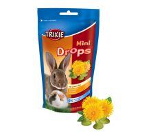 MINI dropsy s pampeliškou pro morčata, králíky 75 g